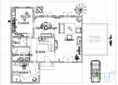 Faire construire sa maison par un architecte guide for Architecte plan maison