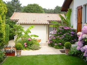 Construction maison: L'aménagement du jardin