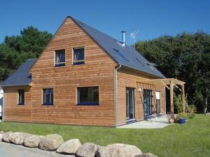Maison en bois : une chaleur appropriée, été comme hiver