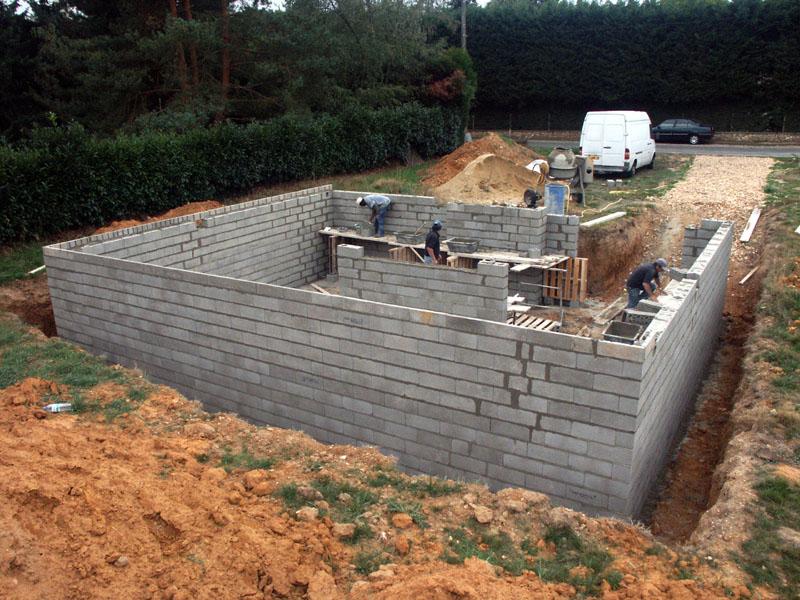 Les phases de mise en œuvre d'un projet construction d'une maison