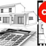Les postes de dépenses d'un projet de construction